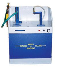 Ampule Filling And Sealing Device( Manual)